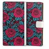 DeinDesign Étui Compatible avec Sony Xperia Z5 Premium Étui Folio Étui magnétique Roses...