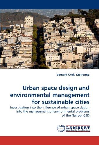 Urban space design and environmental...