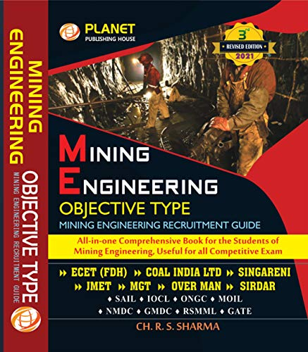 Mining Engineering Objective Type By CH.R.S.Sharma