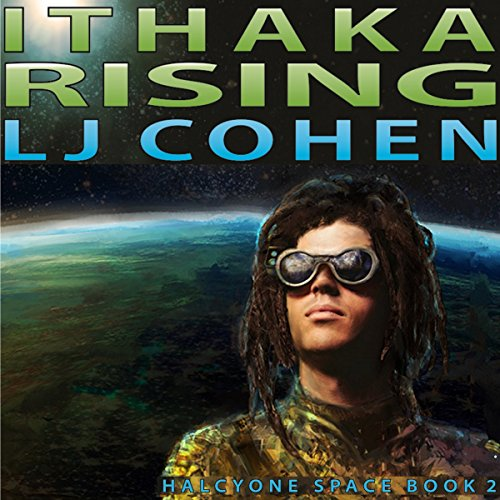 Ithaka Rising audiobook cover art