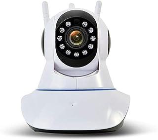 L-SLWI Inicio cámara de vigilancia cámaras de vigilancia remota inalámbrica cámara Inteligente WiFi IP con bidireccional de detección Nocturna Audio de Sonido visión y el Movimiento de Seguimiento