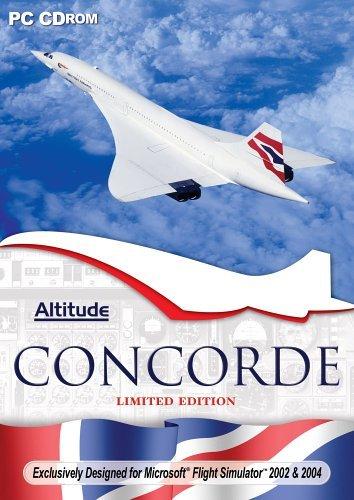 Flight Simulator 2004 - CONCORDE