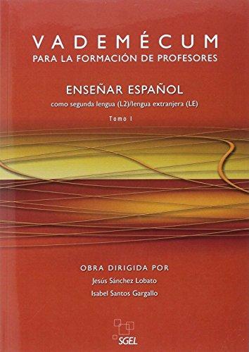 Vademécum para la formación de profesores. Tomo I, II