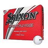Srixon Distance 9 - Dozzina di palline da golf - Alta velocità e sensazione di reattivit�...