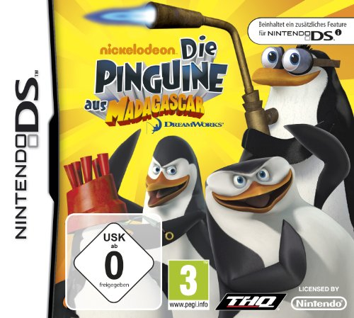 Die Pinguine aus Madagascar (für Nintendo DS)