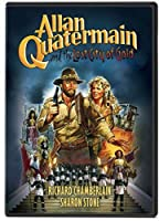 ALLAN QUATERMAIN & THE LOST CITY OF GOLD
