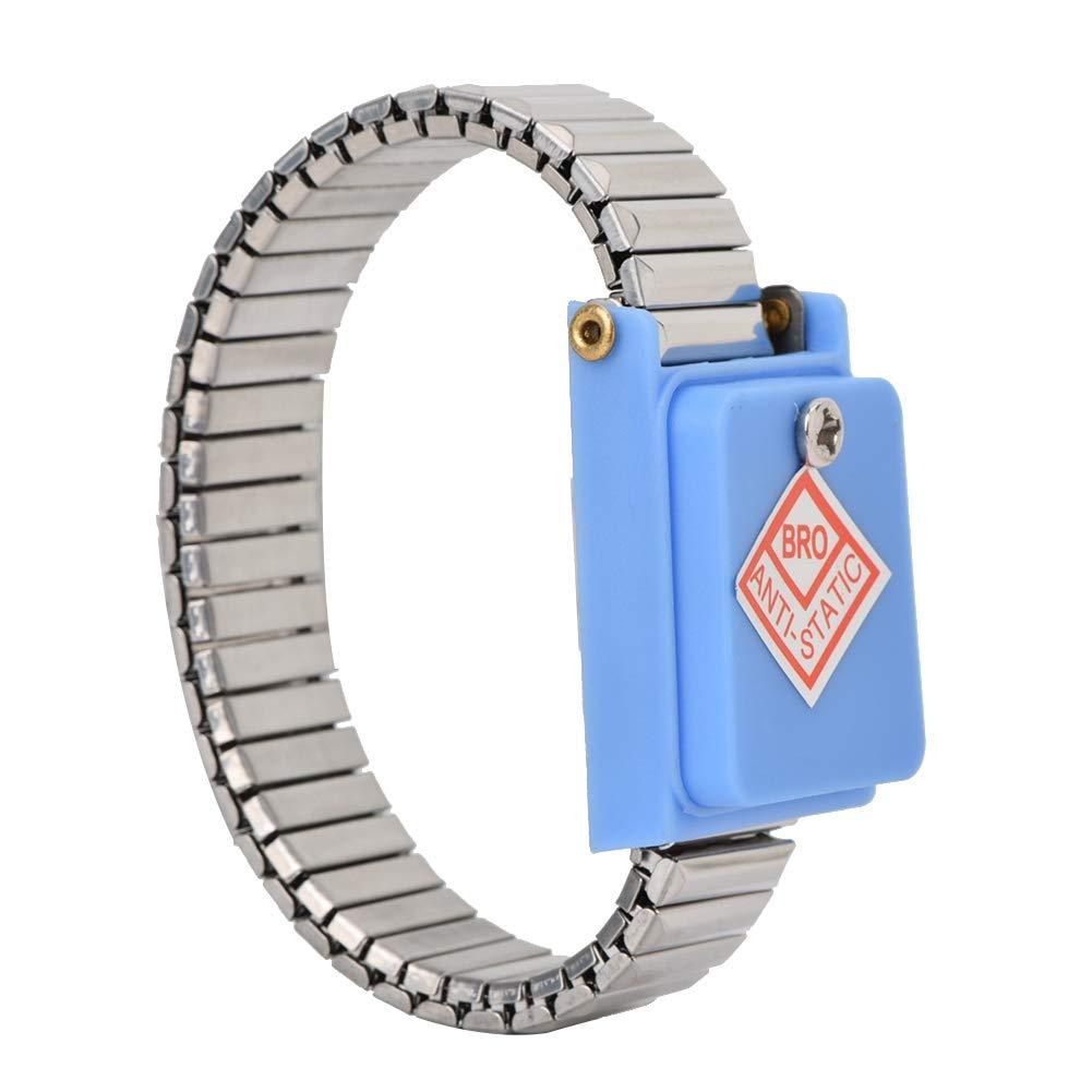 NCONCO Antistatic Cordless Bracelet Band Electrostatic Kansas City Mall Over item handling Safe ESD