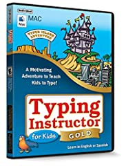 The Ultimate Typing Instructor Adventure for Kids in Full-Screen Size & Rich Color Island Adventure Theme Motivates Kids to Learn to Type or Improve their Typing Skills Teaches Keyboard Basics Following one of 11 Age-Appropriate Typing Plans – Meets ...