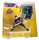 BOB CORKUM / MIGHTY DUCKS OF ANAHEIM 1995 NHL Starting Lineup Action Figure & Exclusive NHL Collector Trading Card by Starting Line Up -