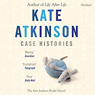 Case Histories     Jackson Brodie 1              By:                                                                                                                                 Kate Atkinson                               Narrated by:                                                                                                                                 Jason Isaacs                      Length: 5 hrs and 35 mins     9 ratings     Overall 4.8
