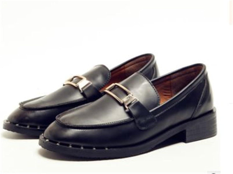 Hanglin Trade Women's Loafers Loafers Women Flat Heel shoes Boat shoes Casual