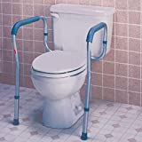 Carex Toilet Safety Frame - Model A92418 by Carex Health Brands