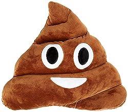 Poop Emoji Pillows