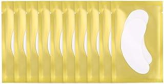 10 stuks Eye Pads, Eye Pads, Professional Eye Gel Patch Hydrogel Eye Pads met dynamische pasvorm voor wimperextensions Wim...