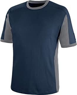 WÜRTH MODYF Tee-Shirt de Travail Cetus Marine/Gris