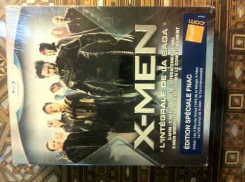 X-Men - L'intégrale - Coffret Blu-Ray 5 Films - Edition Spéciale
