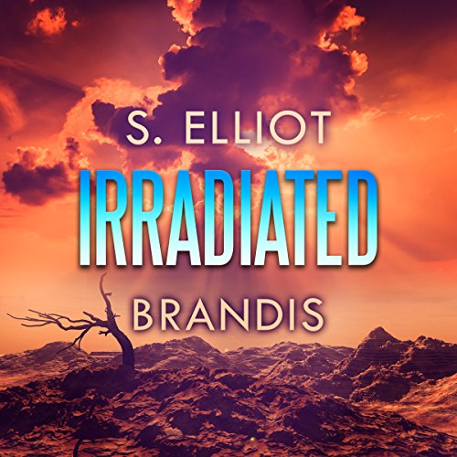 Irradiated audiobook cover art