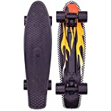 Penny Skateboard ペニー GRAPHICS Complete 22インチ OPEN ROAD COLLECTION (FLAME, 22インチ(57cm))