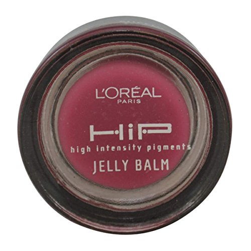 LOREAL HIP (HIGH INTENSITY PIGMENT) JELLY BALM, 520 SUCCULENT by L'Oreal Paris