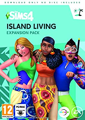 The Sims 4 - Island Living | PC Download - Origin Code