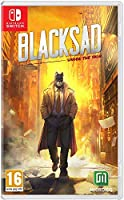 Blacksad: Under the Skin (Nintendo Switch) (輸入版)