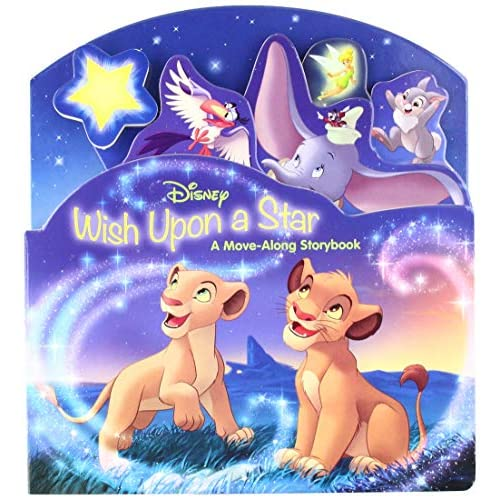 Wish upon a Star: A Move-along Storybook
