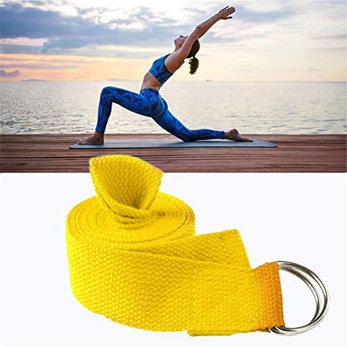 Yoga reme Yoga remmar och bälten Perfekt för hållning Poses Yoga remp Yoga rem för sträckning...
