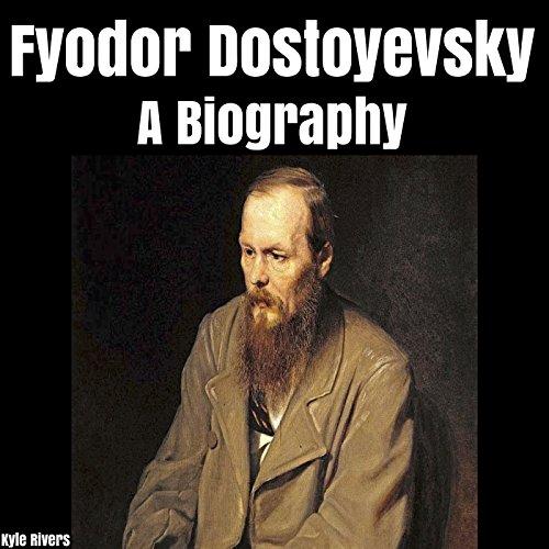 Fyodor Dostoyevsky: A Biography audiobook cover art
