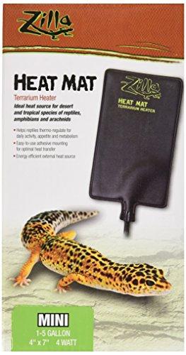 Zilla Reptile Terrarium Heat Mats, 1-5 Gallon
