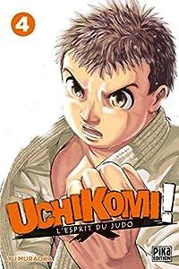 Uchikomi - l'Ésprit du Judo Edition simple Tome 4