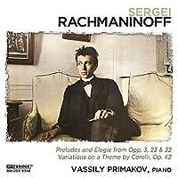 Rachmaninoff Recital