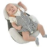 cuscino per materasso antiribaltamento per neonato cuscino per materasso antiribaltamento neonato per 0-12 mesi cuscino per cuscino di posizionamento per neonato