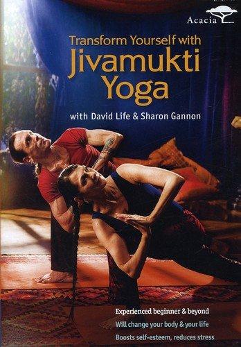 Transform Yourself with Jivamukti Yoga [DVD] (2007) David Life; Sharon Gannon (japan import)
