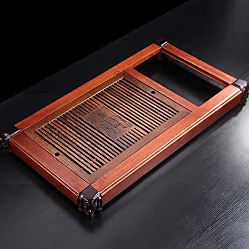 Why Should You Buy WEIHONG Tea Tray Solid Wood Tea Tray Kung Fu Teaware WEIHONG