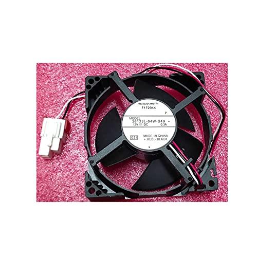 MMingx Fan De Refrigeración del Refrigerador para La Nevera De Samsung NMB-Mat 3612JL-04W-S49 12V 0.3A 9. Accesorios De Ventilador De 2 Cm (Size : 92 * 92mm)
