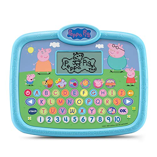 VTech Peppa Pig Learn and Explore Tablet