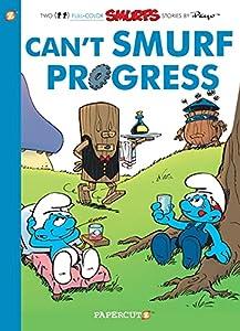 The Smurfs Graphic Novels 23巻 表紙画像