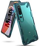 Ringke Fusion X Funda Diseñada para Xiaomi Mi 10, Xiaomi Mi 10 Pro (2020) - Black