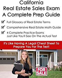 California Real Estate Exam A Complete Prep Guide: Principles, Concepts And 400 Practice Questions