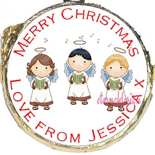 Eternal Design personalizzato fai da te, cioccolatini Natale XDMC 4, colore: verde menta