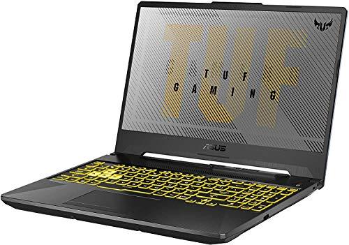 ASUS ゲーミングノートパソコン TUF Gaming A15 FA506IU (Ryzen 7 4800H / GTX 1660 Ti / 16GB・SSD 512GB ...