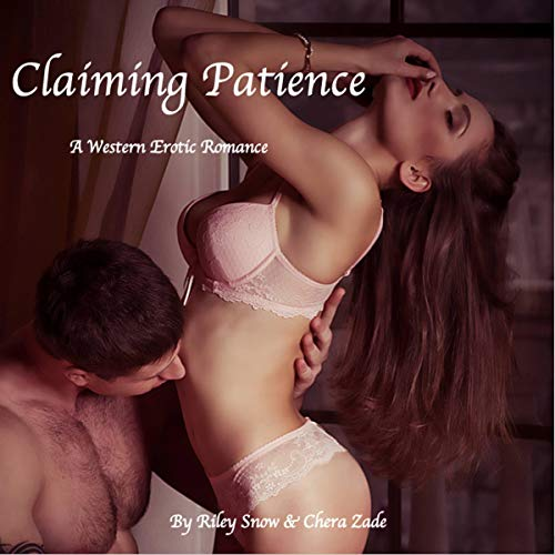 Claiming Patience audiobook cover art