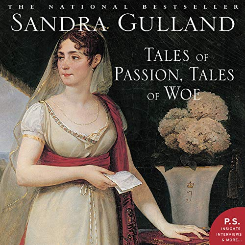 Tales of Passion, Tales of Woe audiobook cover art