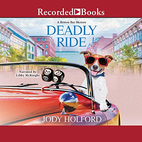 Deadly Ride audiobook cover art