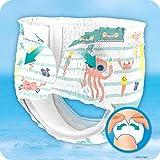 Pampers Splashers Größe5-6, 10Einweg-Schwimmwindeln - 6