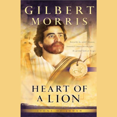 Heart of a Lion audiobook cover art