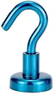 qwwww Gekleurde Magnetische Haken Metalen Geplateerde Magneet Haken Sterke Ijzeren Haken Thuis door Meihua