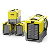 AlorAir Storm LGR Extreme 180 PPD Commercial Restoration Dehumidifiers Wholesale Package of Restoration Equipment (Pack of 4)