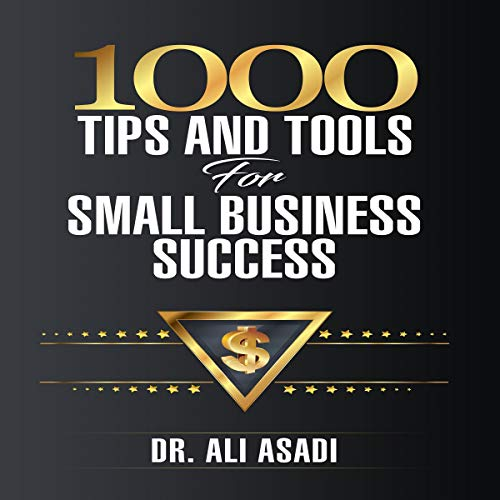 1000 Tips and Tools for Small Business Success cover art