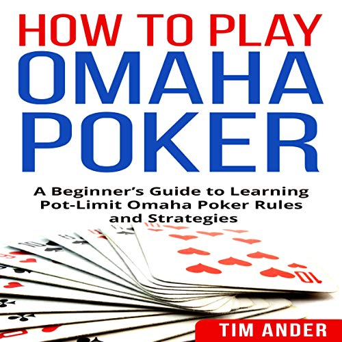How to Play Omaha Poker audiobook cover art